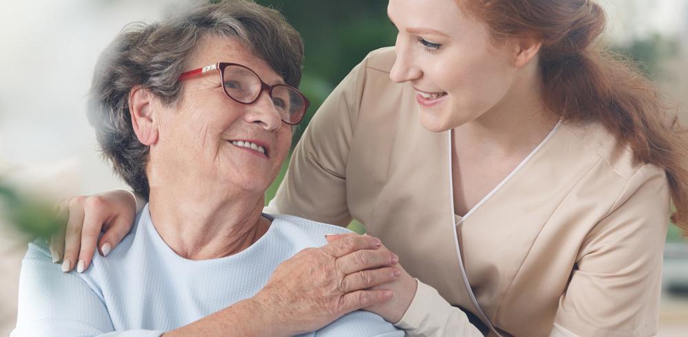 Att ta hand om den äldre generationen